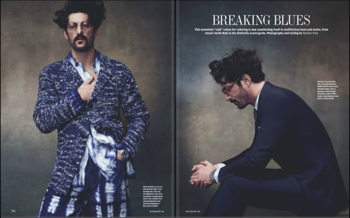 Every single photo in this spread is amazing. I always thought Leon Trotsky was one sexy man
